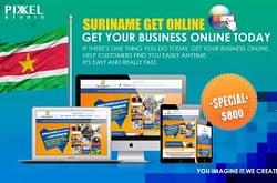Uw bedrijf website