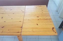 Te koop prachtige eikenhout tafel