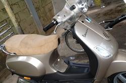 Vespa LX scooter te koop