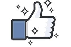 1000 behaalde facebook likes voor Seri Sani