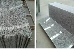 keuken Graniet platen/ bladen