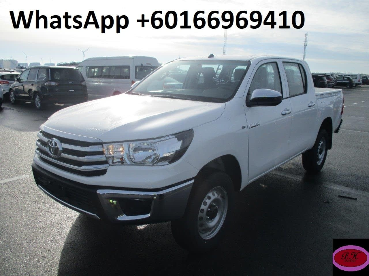 SlightlyUsedTOYOTAHILUX