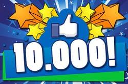 Seri Sani bereikt meer dan 10000 likes op facebook